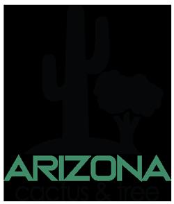 AZ Cactus & Tree Logo